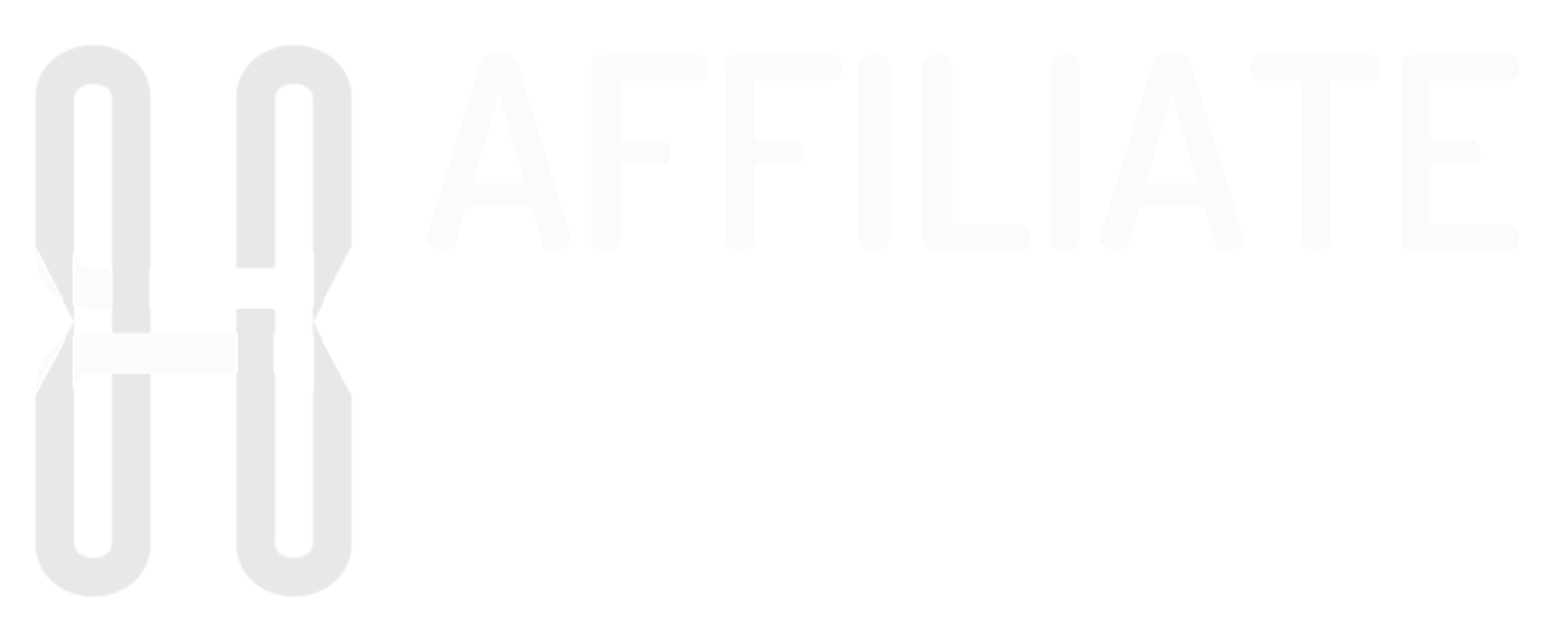 hot and healthy affiliate logo white - no tag line