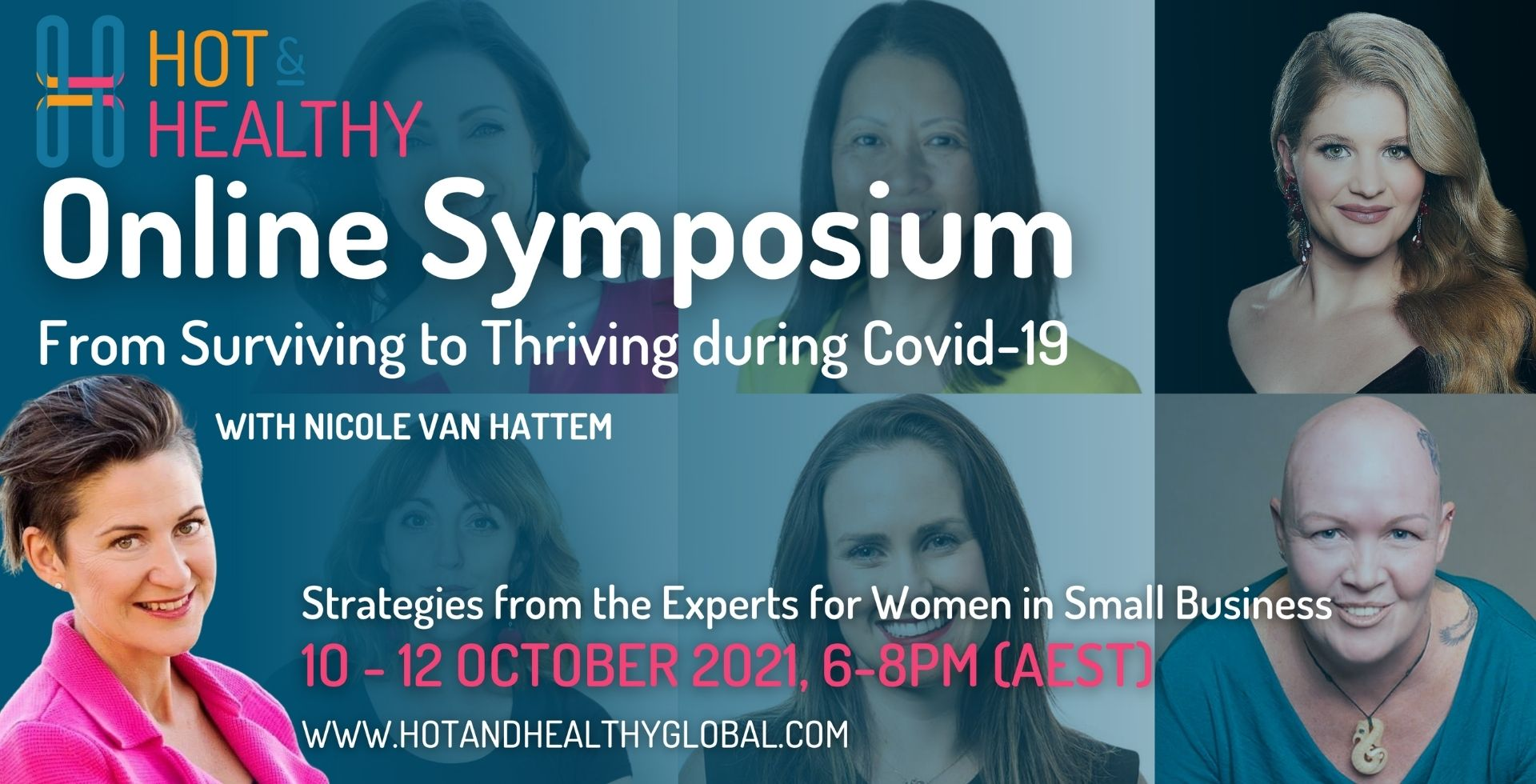 hot and healthy free trial - online symposiumhot and healthy free trial - online symposium